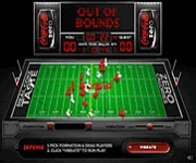 Coke zero retro electro football online j�t�k