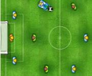 Elastic soccer játék