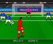 Football volley challenge foci j�t�k