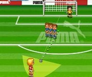 Freekick mania on-line j�t�k