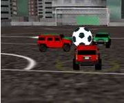 Hummer football  shockwave