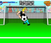 Johnny Bravo in bravo goalie j�t�kok ingyen