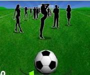 Kick it labda játék