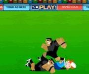 Rugger Bugger rögbi játék online