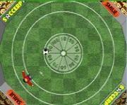 Soccer pong játék flash